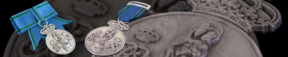 Medalla Conmemorativa Virgen del Pilar